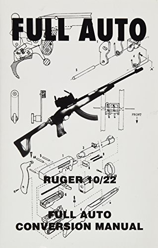 Full Auto Ruger 1022 Modification Manual